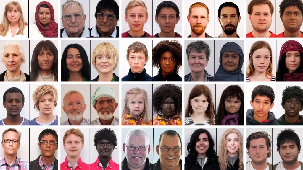 """Global Stories repræsenterer den danske stand med konceptet, """"Med andre øjne"""""""